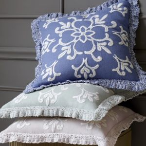 SFERRA Nola Decorative Pillow Decorative Pillows