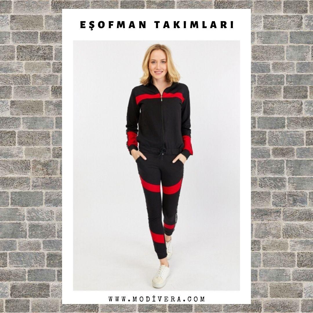 Bayan Esofman Takimlari Ucuz Kadin Esofman Modelleri Kapida Odeme Ile Uygun Fiyata Online Alisveris Sitesi Www Modivera Cio Dan A 2020 Sportif Kiyafetler Moda Giyim