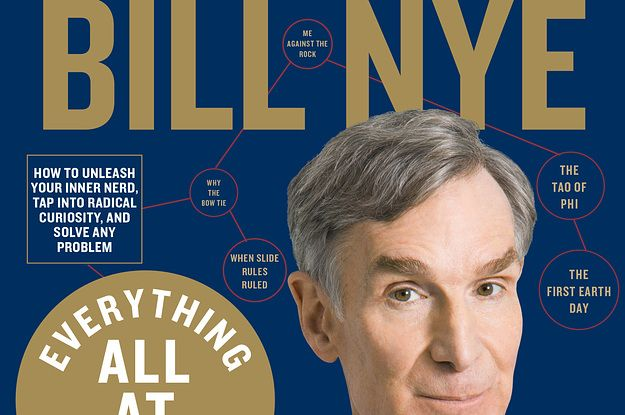 Exclusive Here S The Cover Of Bill Nye S New Book New Books Books Book Worth Reading