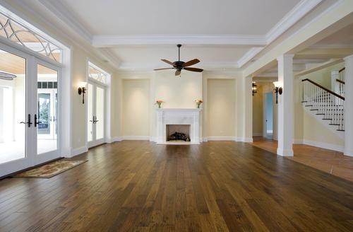 prefinished rapid loc vintage hickory engineered hardwood flooring x at menards