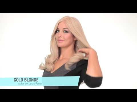 Louis Ferre PLF 005HM - 100% Human Hair, Hand-Tied Cap & Lace Front | Wigs.com - The Wig Experts™