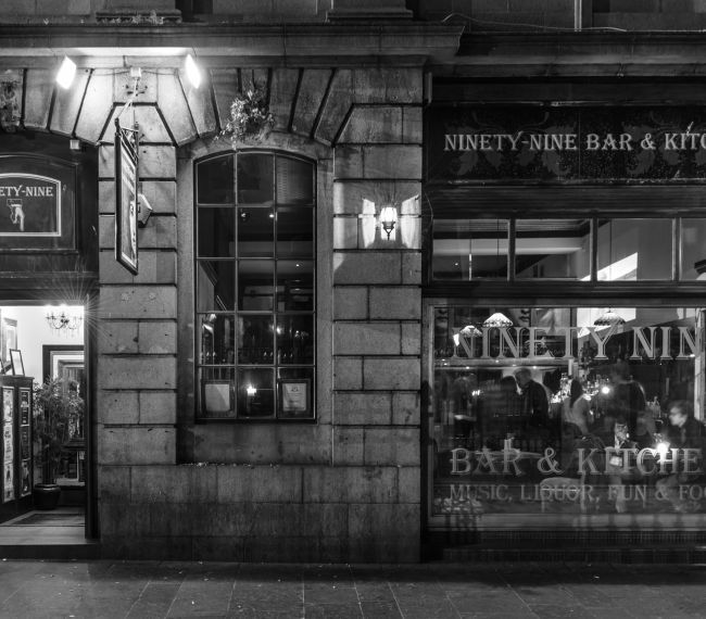 99 Bar And Kitchen In Aberdeen VisitAberdeen