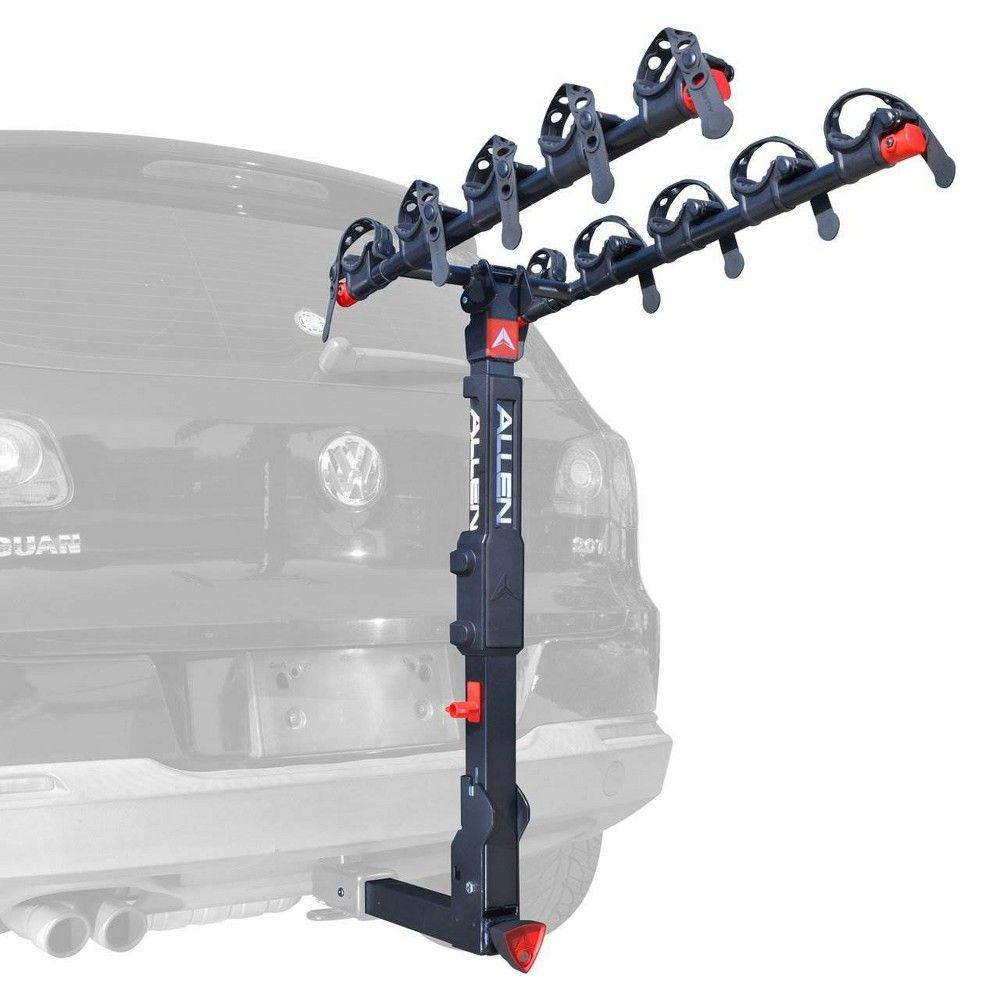Allen Sports Premier 5 Bike Locking 2 Inch Hitch Carrier