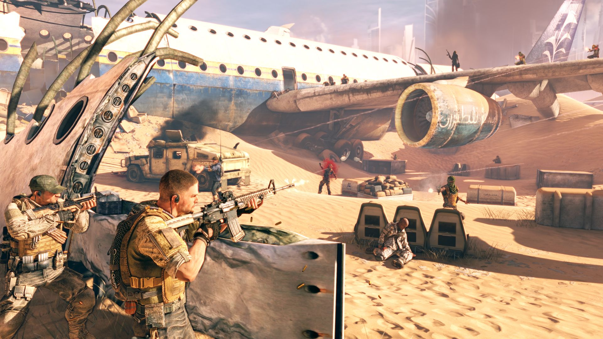 Spec Ops The Line Very Underrated Very Few Games Manages To Invoke