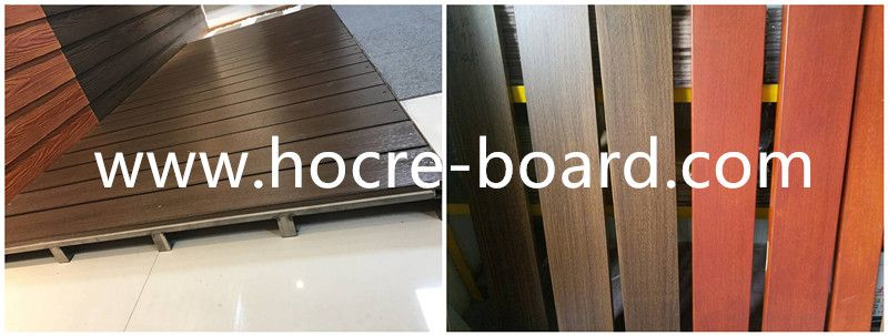 Wood Grain Fiber Cement Outdoor Deck Flooring Fiber Cement Fiber Cement Board Deck Flooring