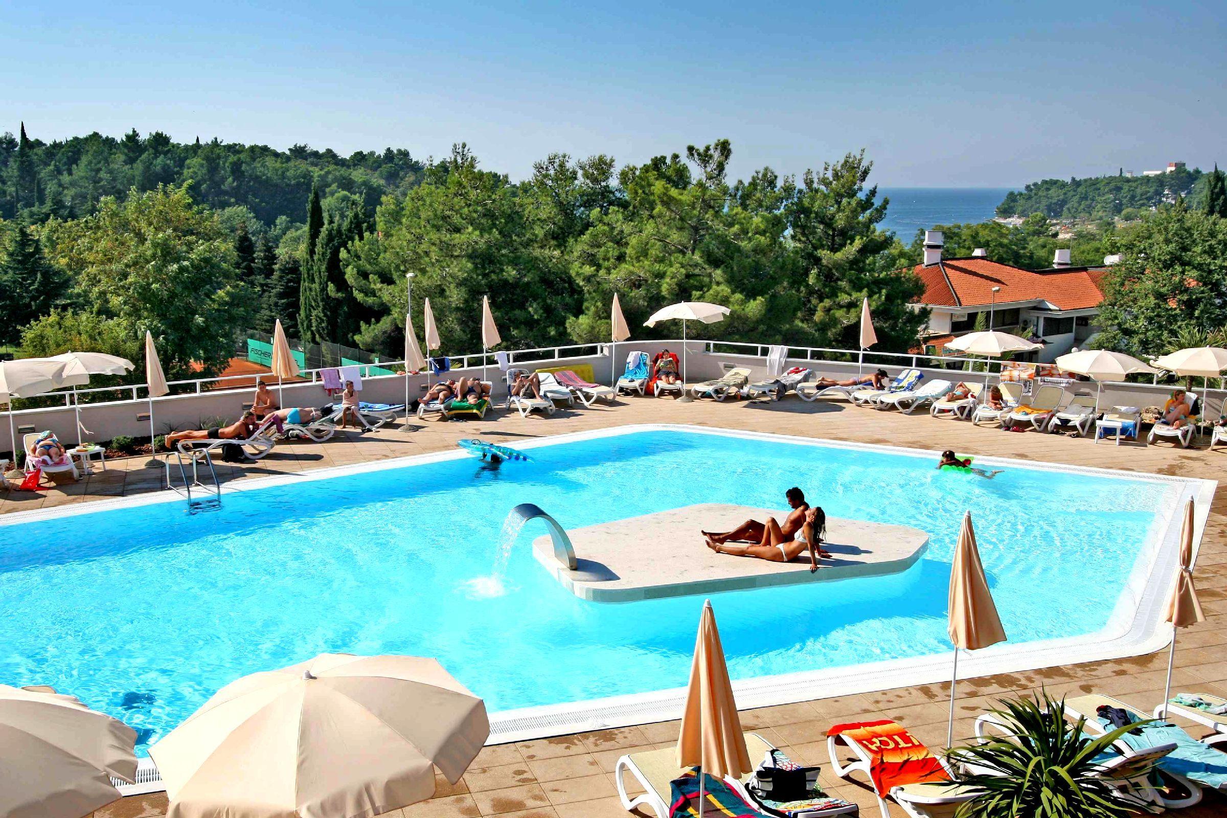 All Inclusive Hotel Laguna Albatros Porec Croatia Hotel Porec All Inclusive