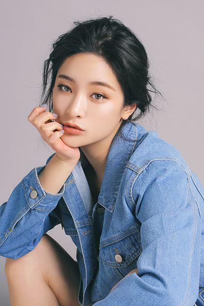 model ; byun jung ha / 변정하