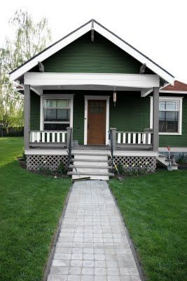 Bm Peale Green Exterior Paint Are You Seeing A Theme