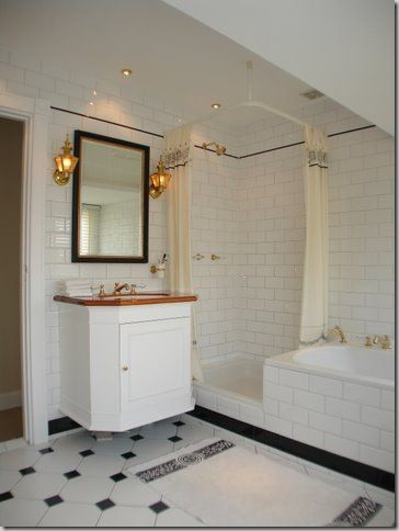 This Is The Story Of A Little Redo Corner Tub Shower Corner