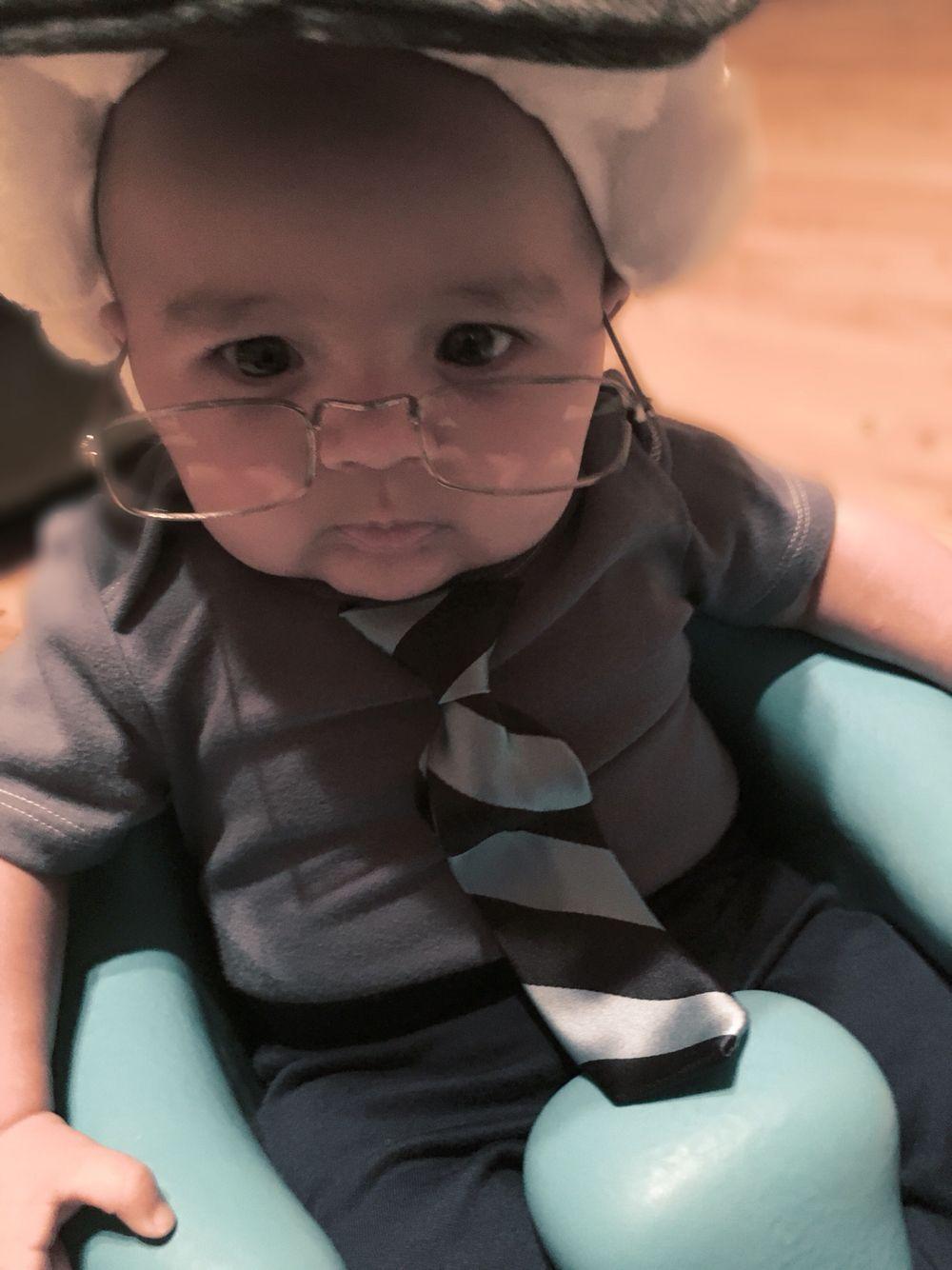 Old man costume for baby newborn infant  sc 1 st  Pinterest & Old man costume for baby newborn infant | Halloween | Pinterest ...