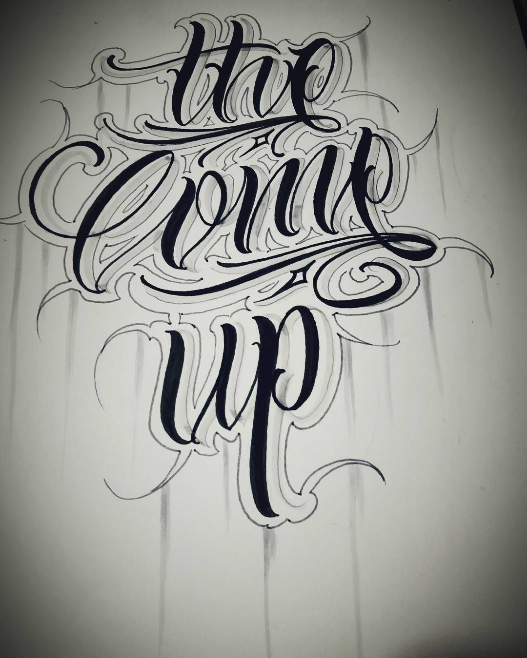 28++ Astonishing Tattoo word font design ideas