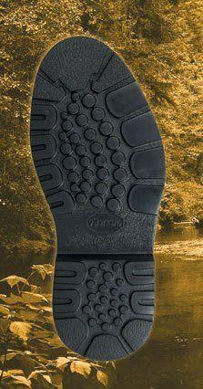 Vibram 1758 Stalker Gumlite Unit Sole Replacement Size 11 Shoe