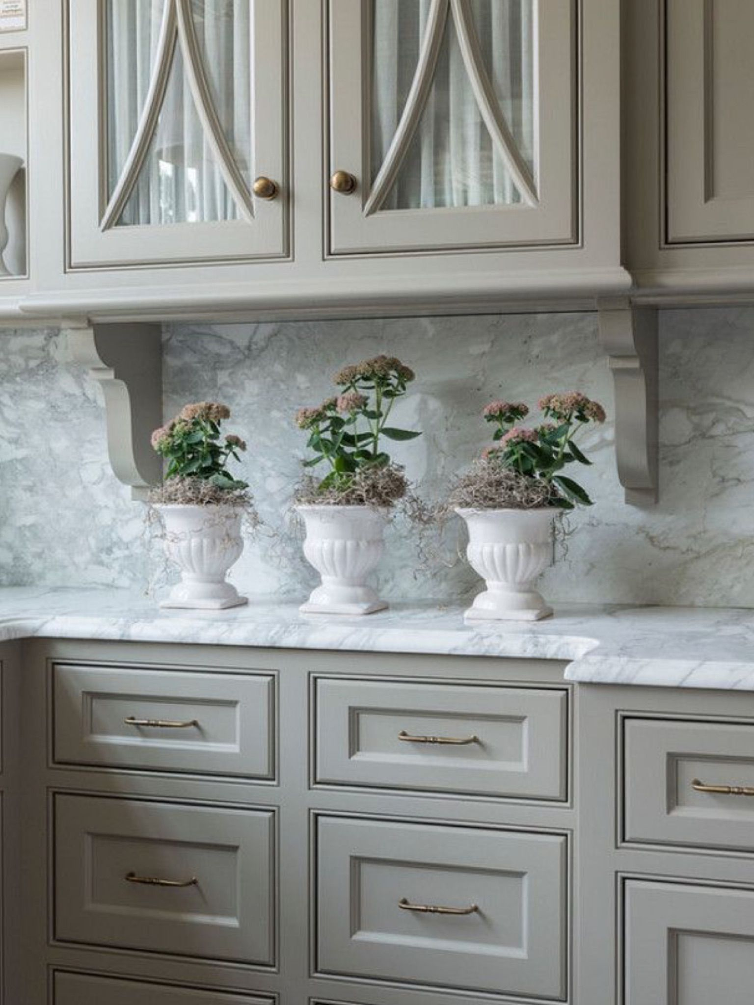Light grey kitchen cabinets subway tile backsplash kitchen light grey kitchen cabinets subway tile backsplash kitchen pinterest light grey kitchens grey kitchen cabinets and subway tile backsplash dailygadgetfo Gallery