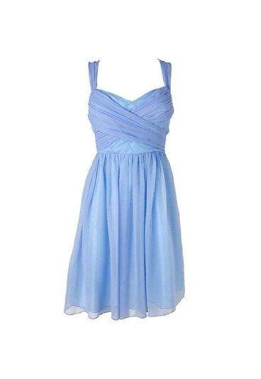 Fabuleux Robe style romantique : Lipsy - robe bleue - robe Alice au pays  ZW17