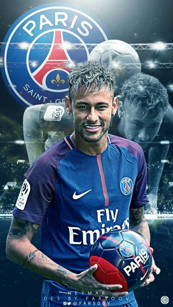 Une coupe pour le PSG 2018 Neymar, Neymar barcelona