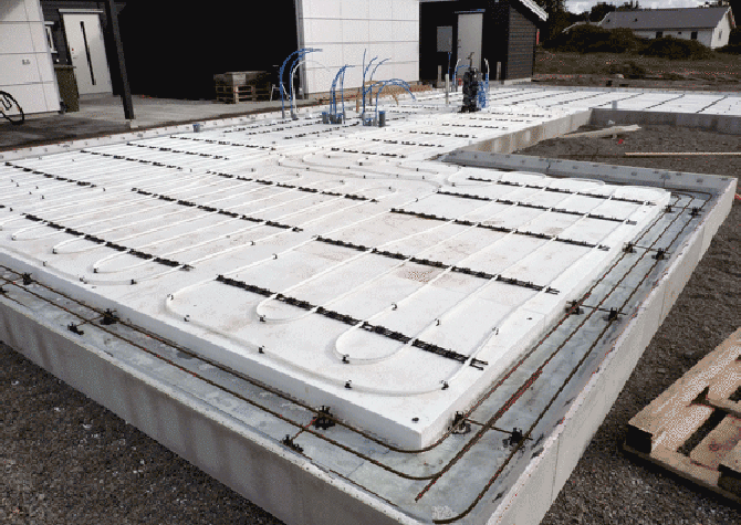 How To Read Reinforced Concrete Drawings Steel Fixer Slab Edge Plan Xp New Hampton Foundat Exterior Wall Cladding Wall Section Detail Concrete Block Foundation