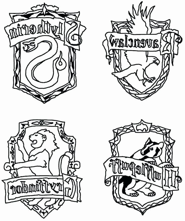 Harry Potter Coloring Book Unique Harry Potter Coloring Pages Hogwarts At Getcolorin Harry Potter Colors Harry Potter Coloring Pages Harry Potter Houses Crests