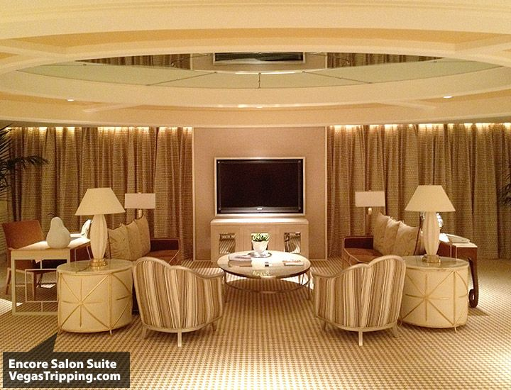 The Encore Salon Suite at the Wynn Hotel in Vegas | Interiors ...