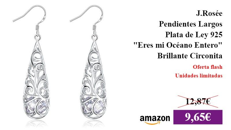 pendientes originales amazon