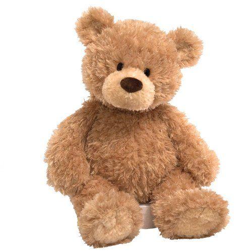 Gund Stitchie 14 Bear Plush #teddybear