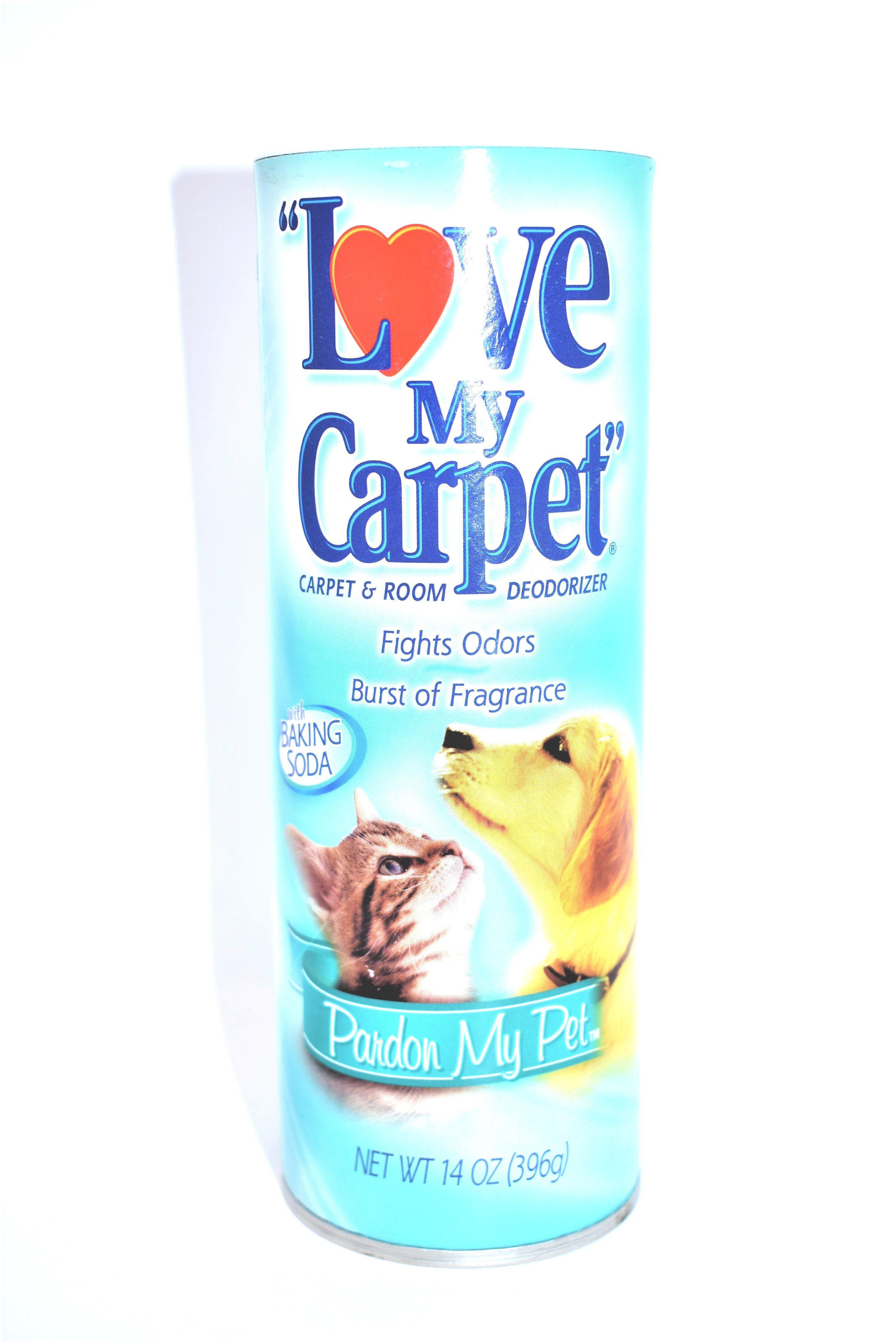 Love My Carpet Pardon My Pet Carpet Room Deodorizer 14 Oz Room Deodorizer Deodorant Lavender Scent