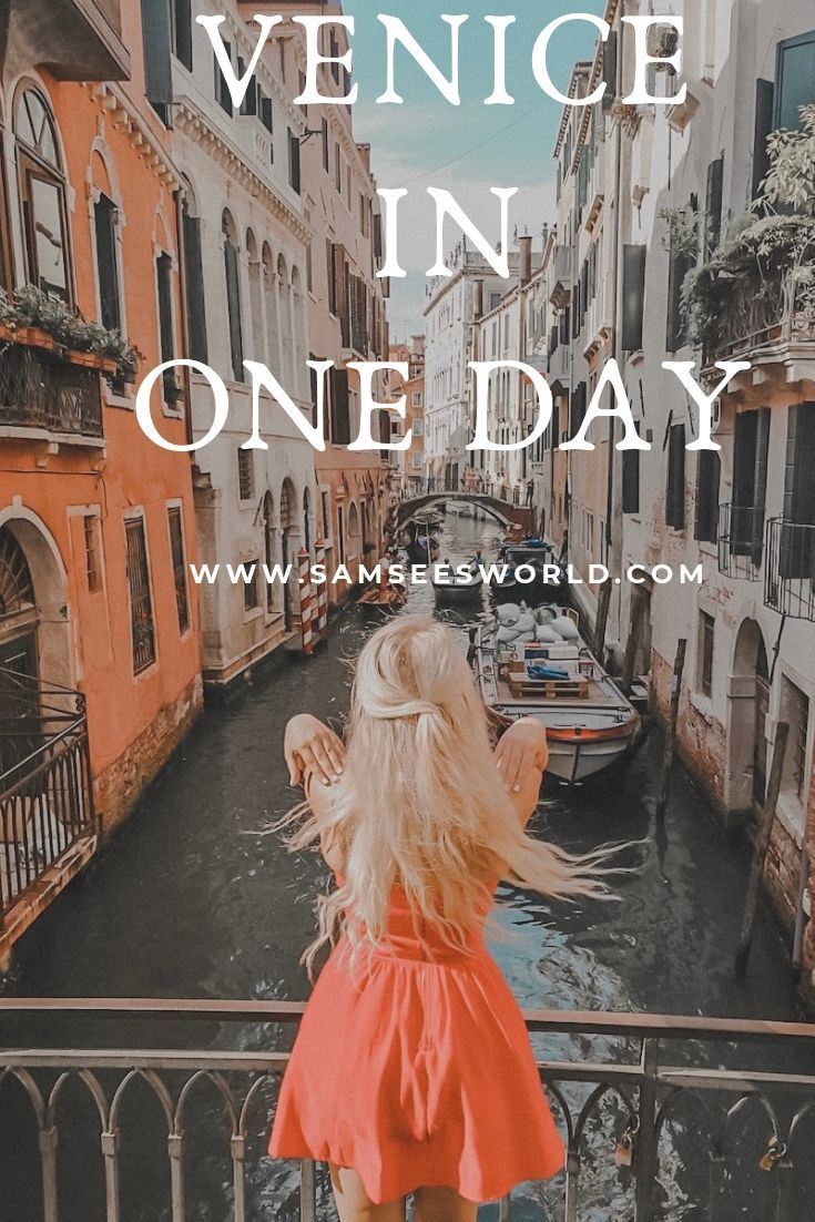 Photo of How to spend one day in Venice Italy