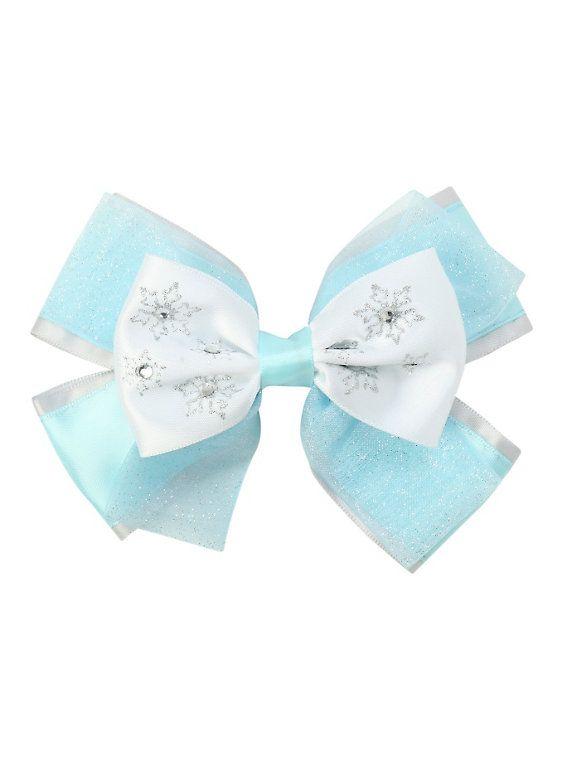 Disney Frozen Elsa Cosplay Bow