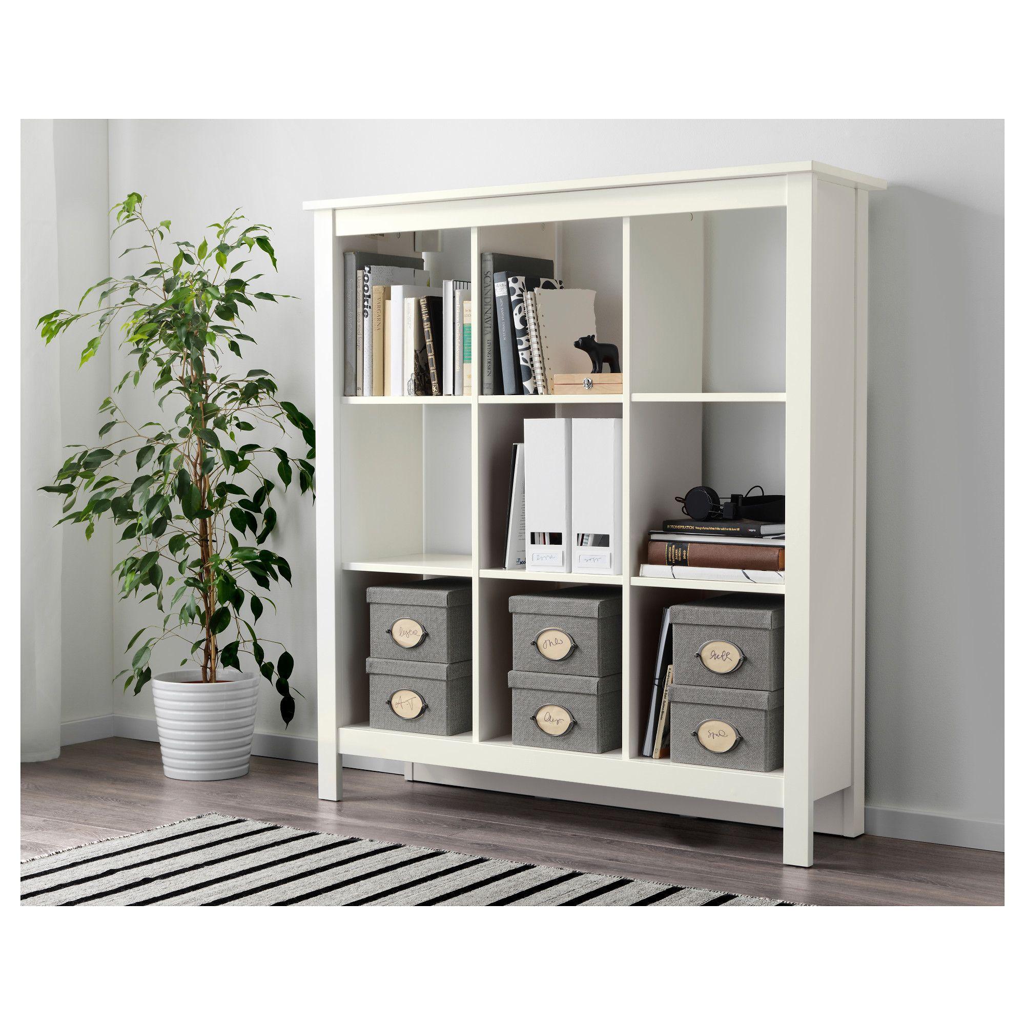 tomnÄs shelf unit, white | pinterest