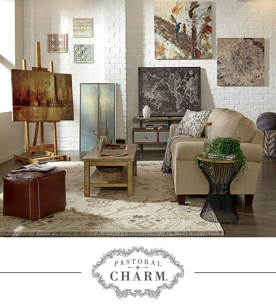 Marvelous Pastoral Charm™   Wall Art   Home Furniture And Accessories    #AshleyFurniture · Eastman HouseHouse FurnitureCountry FurnitureClinton IowaNorth  ...
