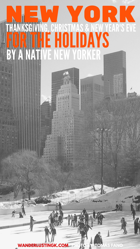 Insider Tips For New York During The Holidays By A New Yorker