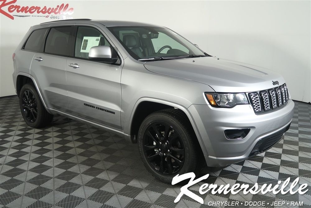 Ebay 2018 Jeep Grand Cherokee Altitude Rwd 3 6l V6 Suv Sunroof