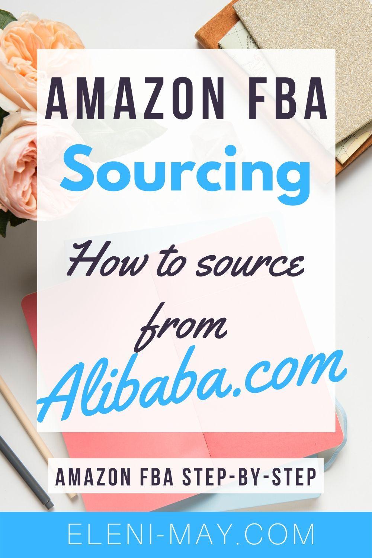 Amazon FBA Overview MiniCourse Landing Page Eleni May