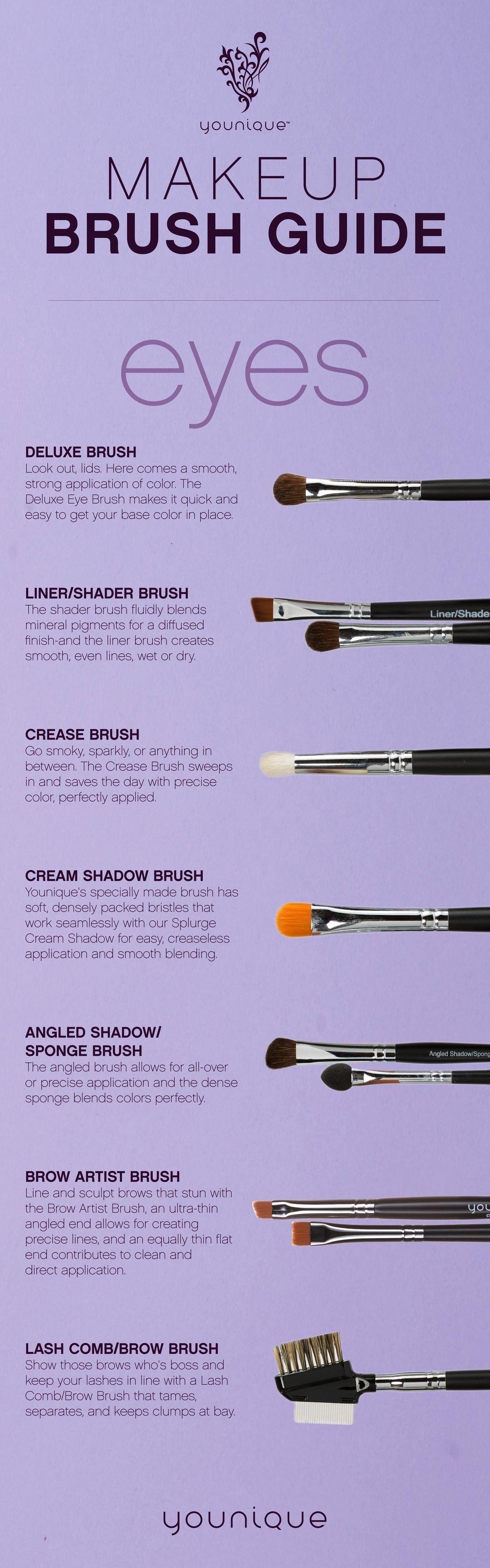 Photo of #youniqueeyemakeupbrushes #eyemakeupbrushguide #makeupforbeginners #makeupbrushe…