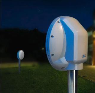 Barriere microonda per interno ed esterno 120mt antifurto sicurezza solar automation antifurto - Antifurto per esterno ...