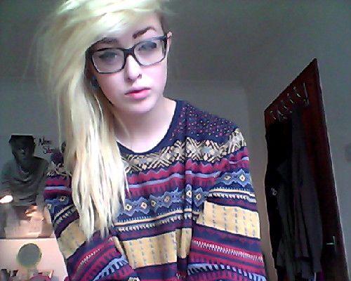 Tumblr Hipster Girl