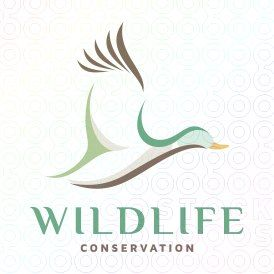 wildlife conservation logo logo mark icon symbol animal