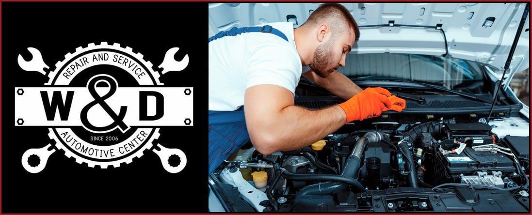 Commercial vehicle repair commercial vehicle car repair