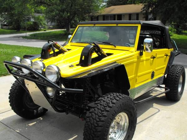 Vw Thing Craigslist Do stupid things faster | cool vw's