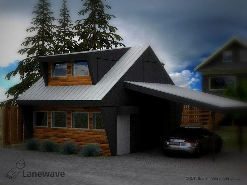 Graham Barron Design Inc | gb01.50 Laneway House | Vancouver ...