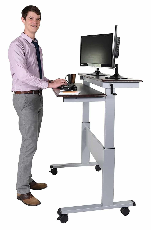 Top 10 Best Adjustable Height Desks In 2020 Complete Reviews
