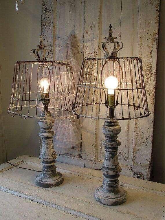 Pin By Kalliopi Kampouri On Lights Rustic Table Lamps Farmhouse