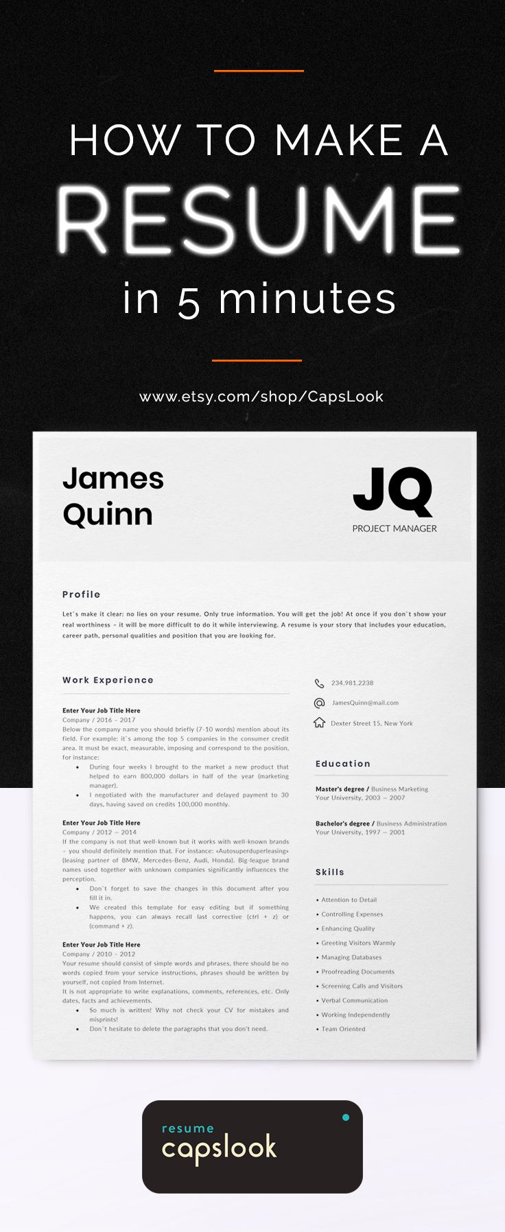 information technology resume template  project manager  engineer  marketing resume examples  up