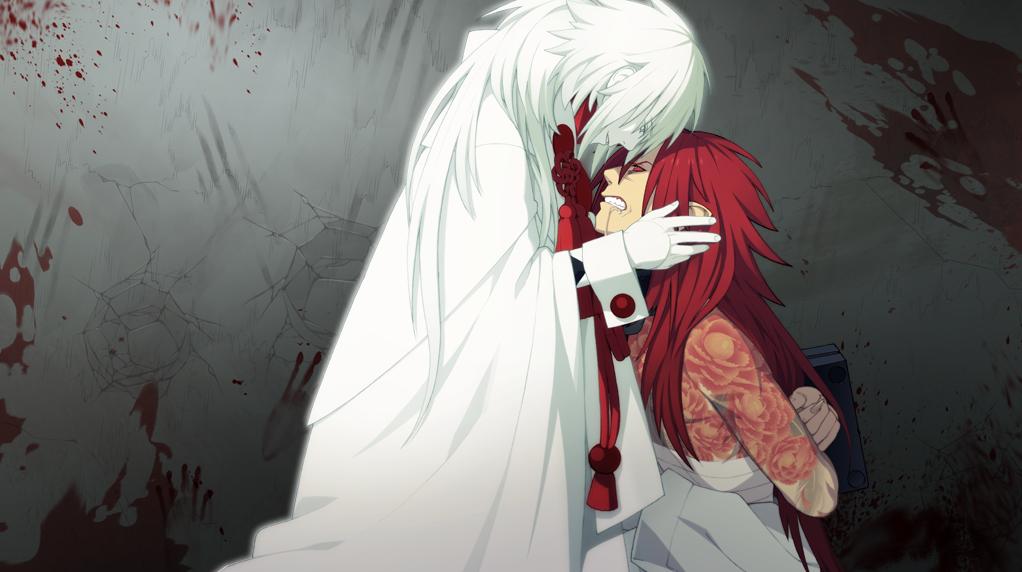 Koujaku bad ending - DRAMAtical Murder re:connect [dmmdre ...