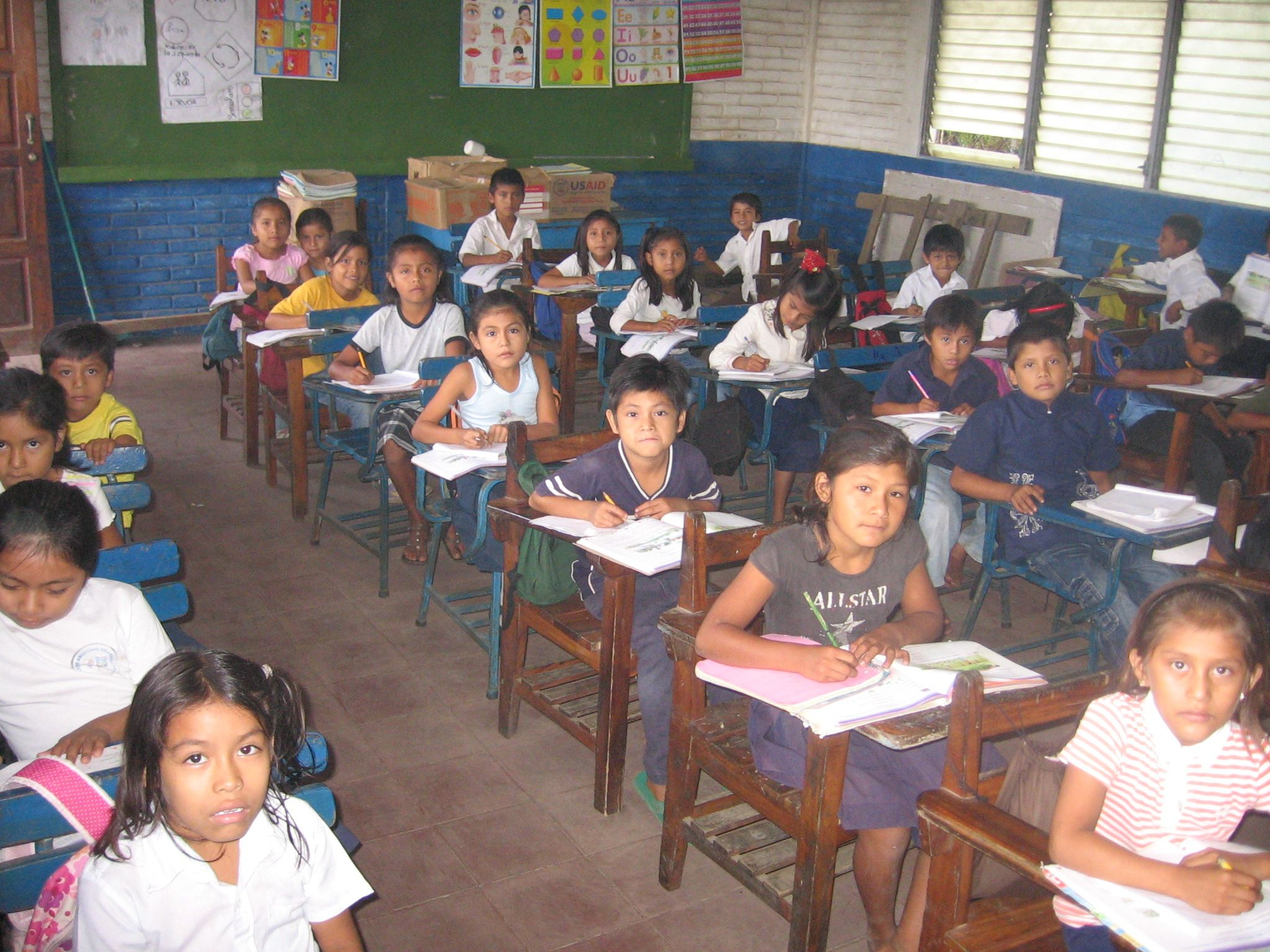 Education- In Panama, students are required to attend six years of ...