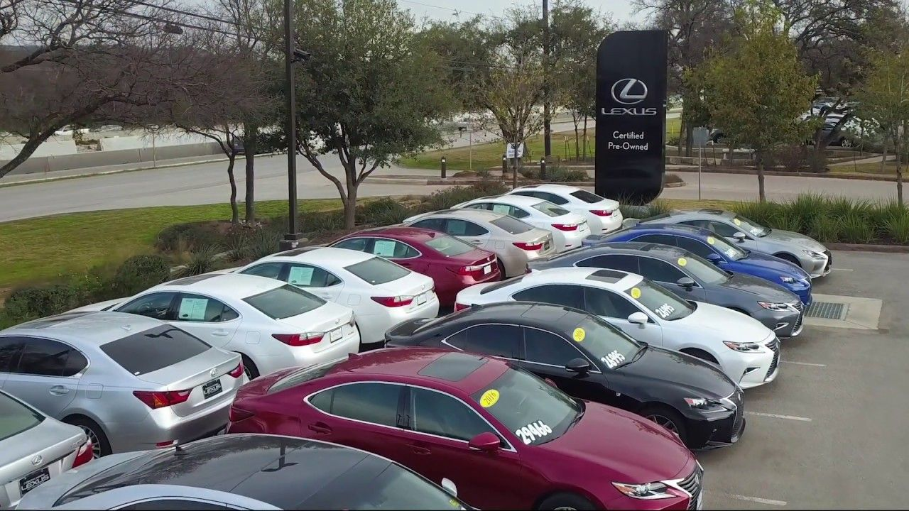 Fall Collection 2019 Sales Event at Lexus Dominion Lexus
