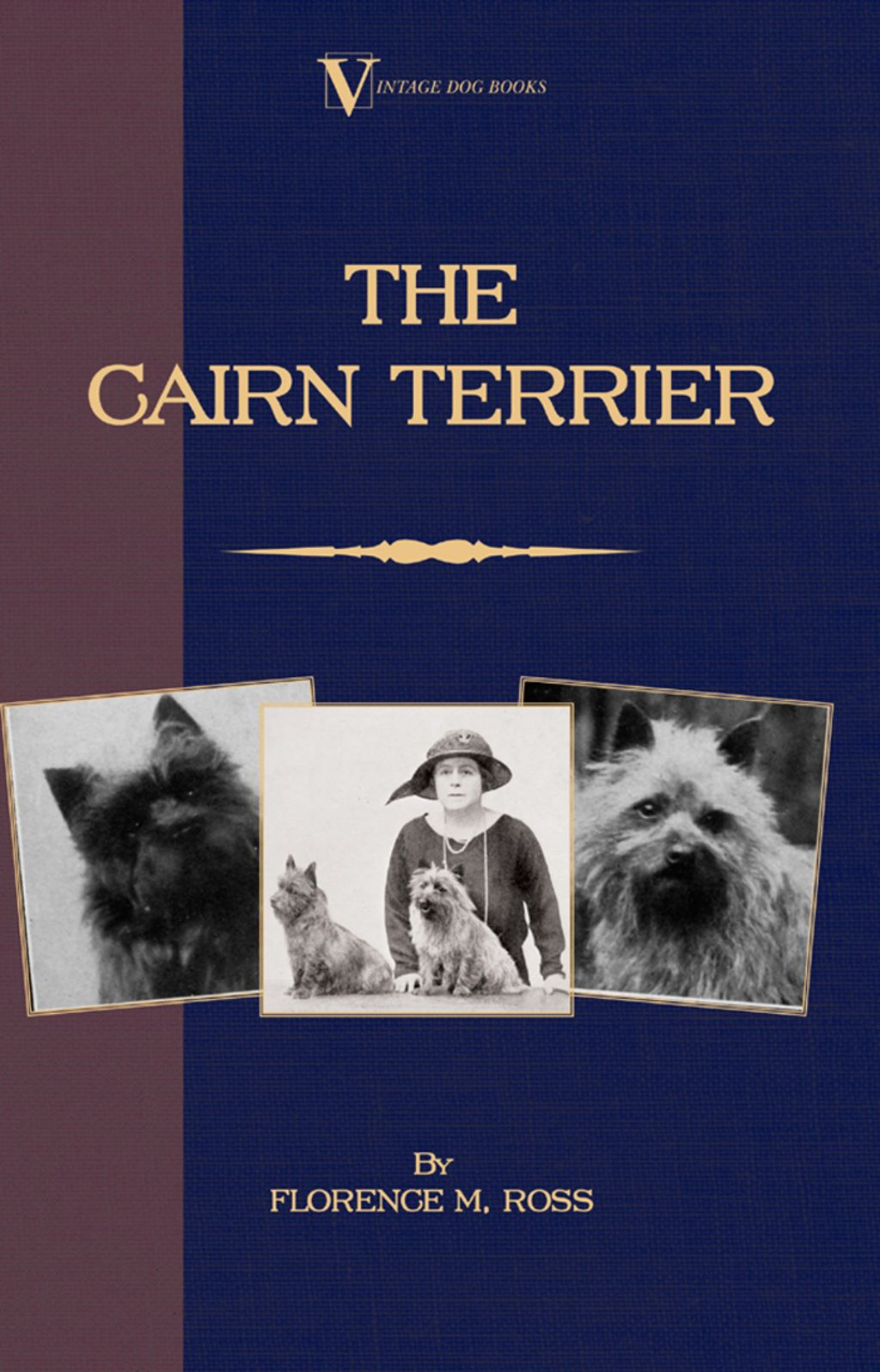 The Cairn Terrier A Vintage Dog Books Breed Classic Ebook In