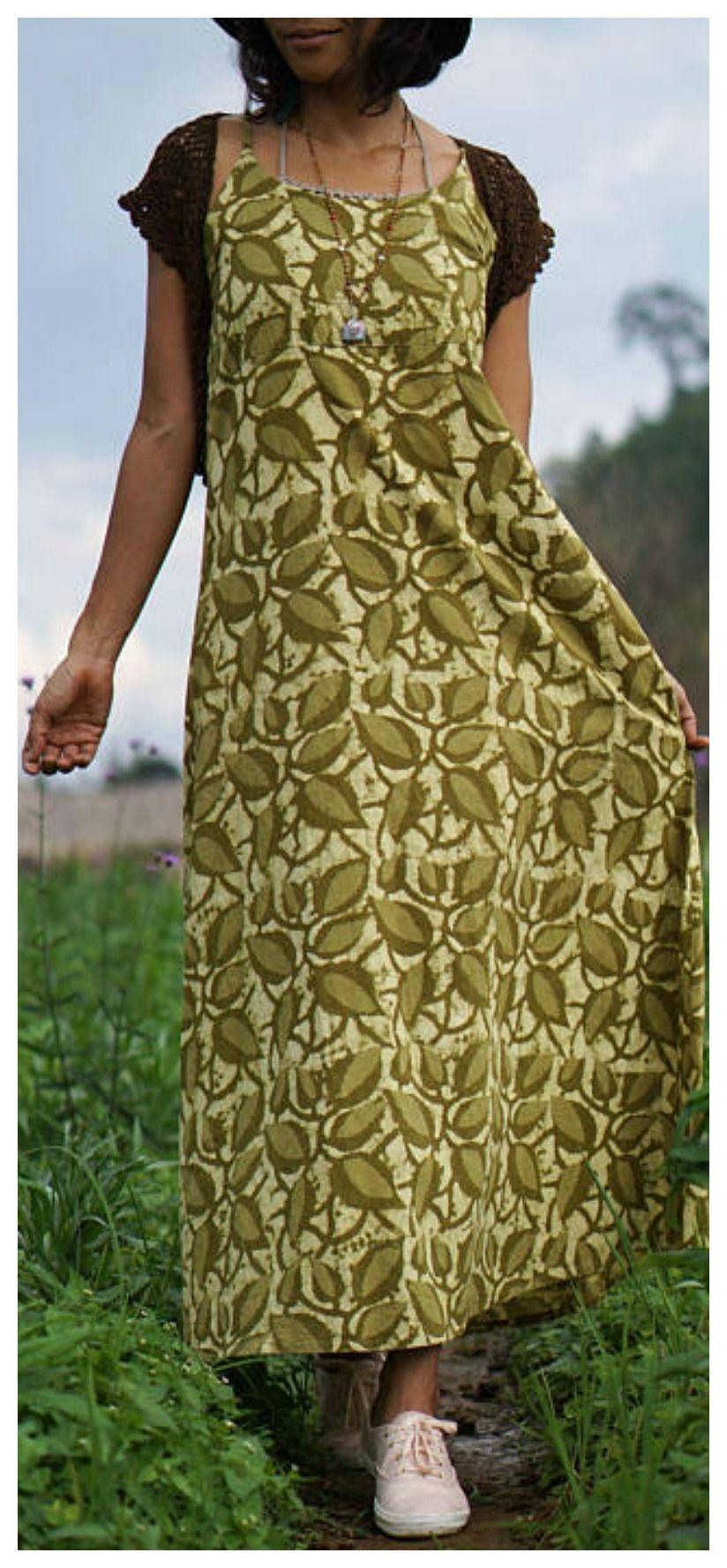 Floral dress maxi gypsy dresses boho summer maxi dress cotton