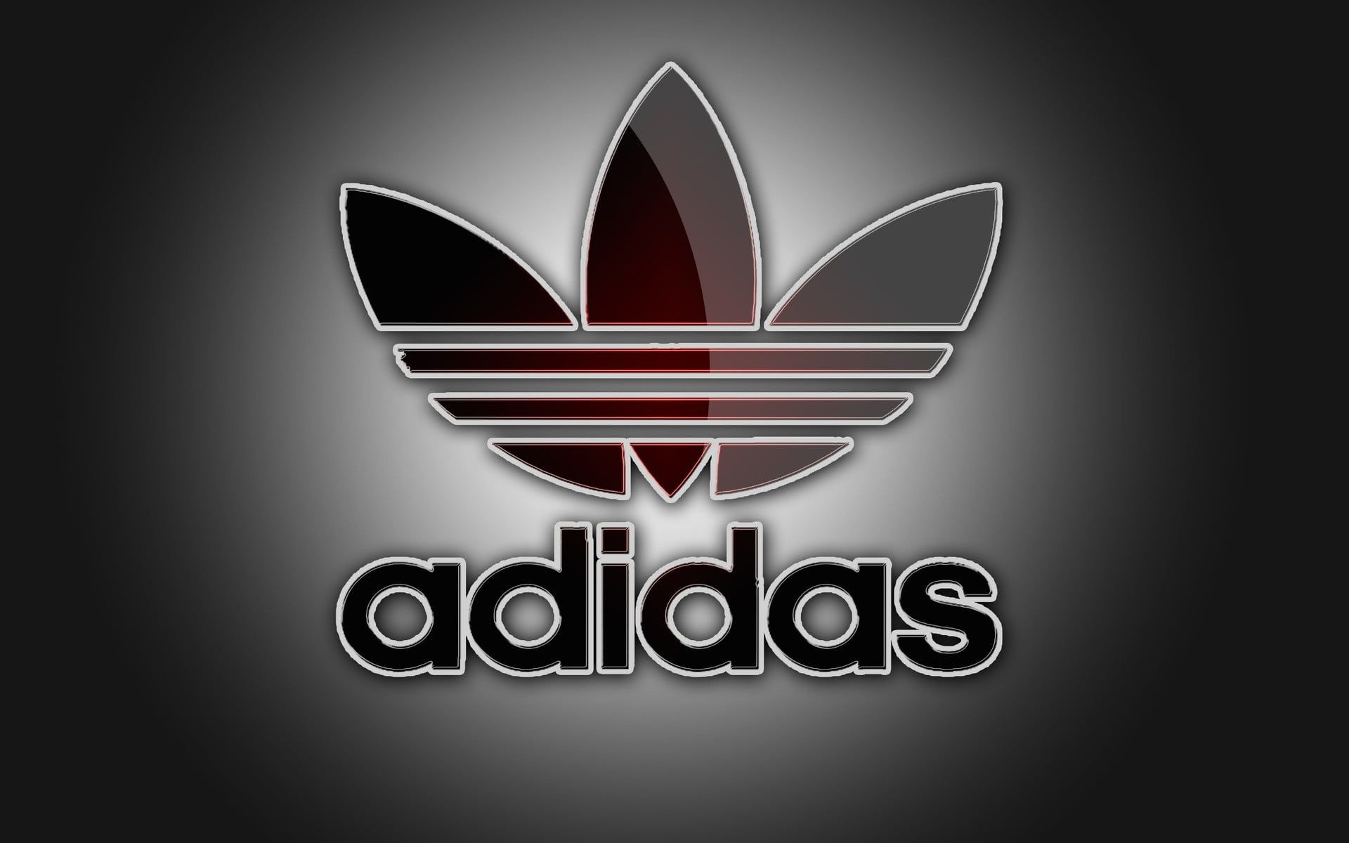 brand logo Adidas 1080P wallpaper hdwallpaper