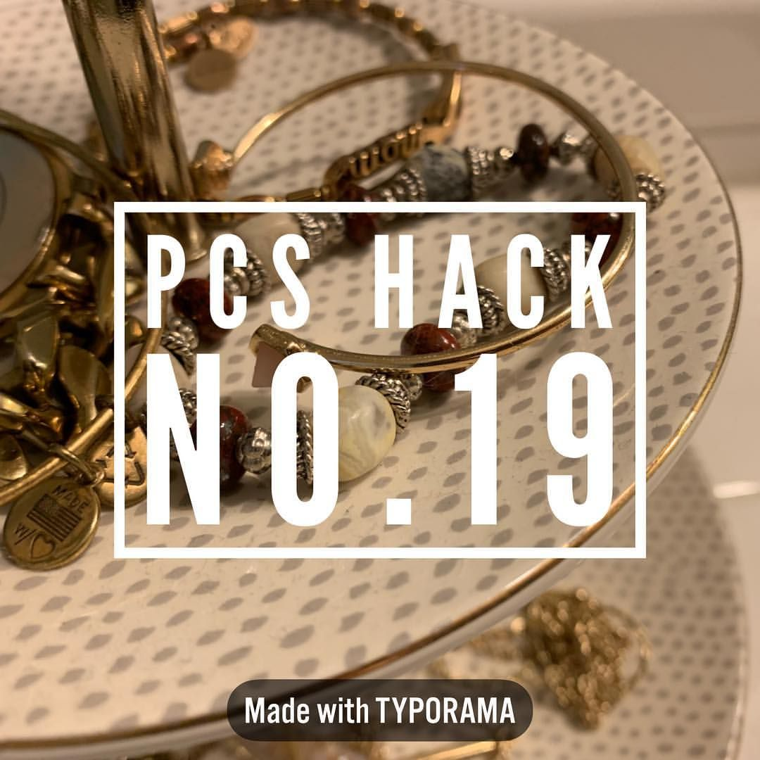 PCS Hack No.19 Pack All Of Your Jewelry Yourself And Bring