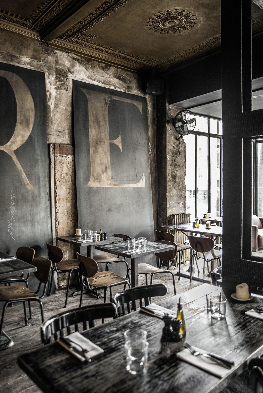 Grazie Paris Paulina Arcklin Photographer Photo Stylist Restaurantdesign Bar Design Restaurant Restaurant Design Loft Interior Design